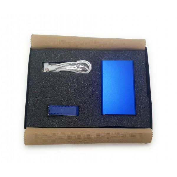 SET 3 IN BOX T5 (Powerbank PB76 + Pendrive C30G-1)