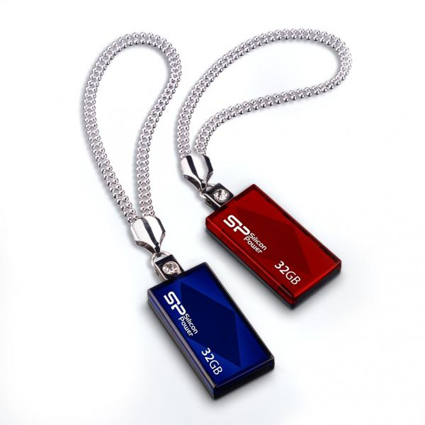 USB FLASH DRIVE SP TOUCH 810 (2.0)