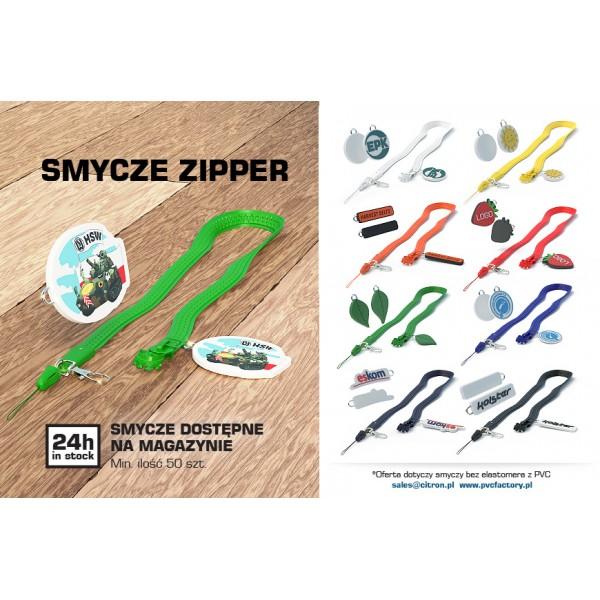 Zipper smycz